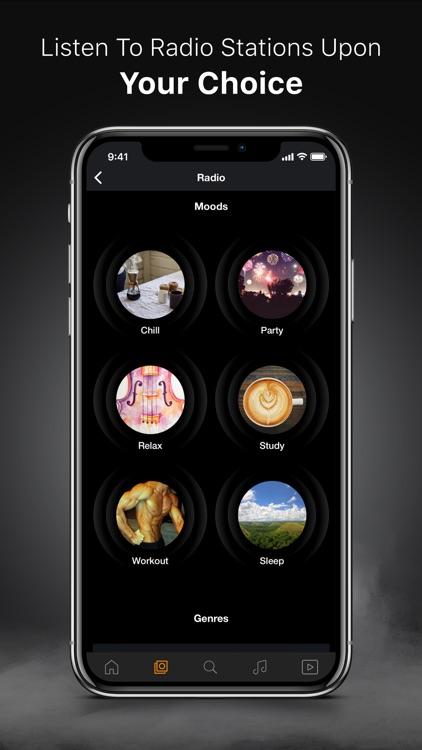 MELOS - Music Videos Play.er screenshot-3