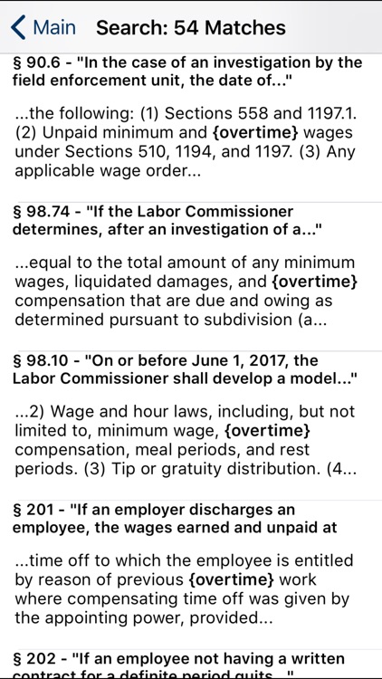 CA Labor Code 2019 screenshot-1