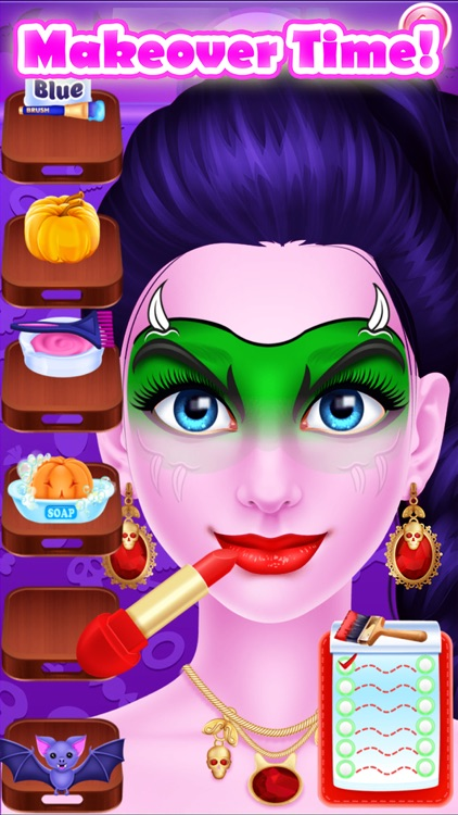 Face Paint Party Salon screenshot-8