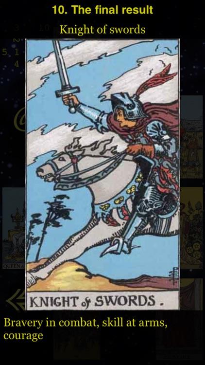 Tarot Classic screenshot-3