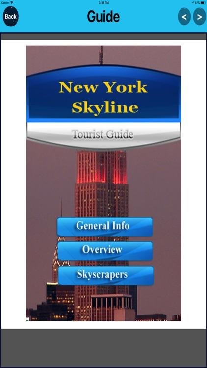 New York Skyline NY USA screenshot-3