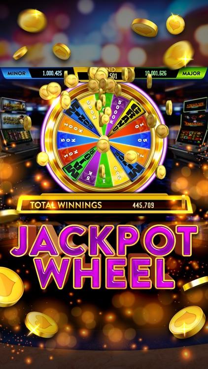 Heart of Vegas Slots Casino screenshot-4