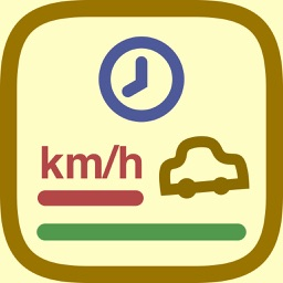 FindSpeed - distance, time and speed