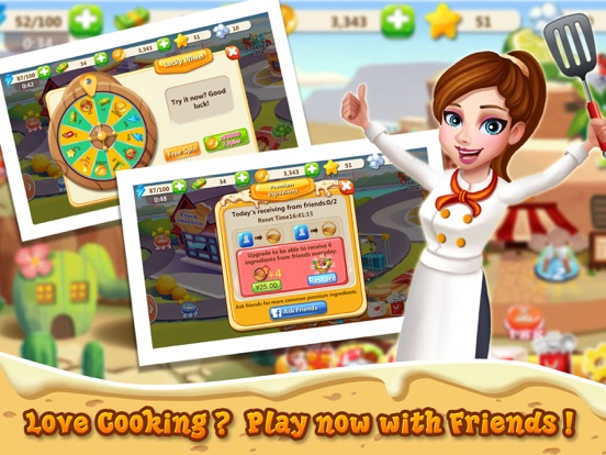 Игра Rising Super Chef 2