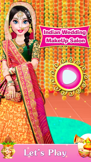 Indian Wedding Makeover Game On The App Store