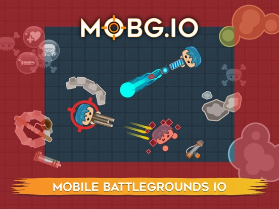 Mobg.io Survive Battle screenshot 8