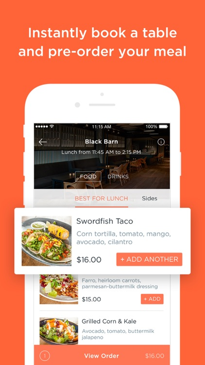 Allset - Restaurant Reservations, Ordering Near Me