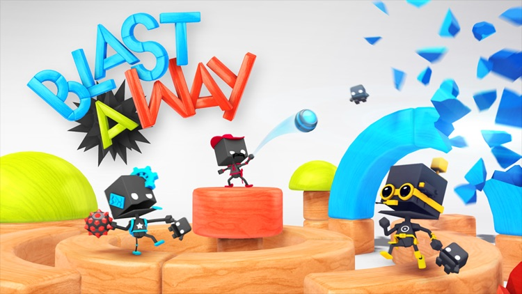 Blast-A-Way screenshot-0