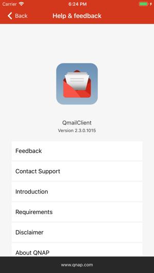 QmailClient trên App Store