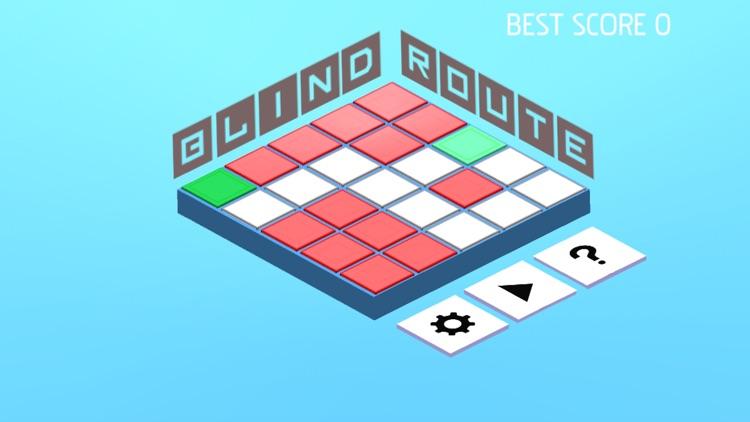 Blind Route screenshot-0