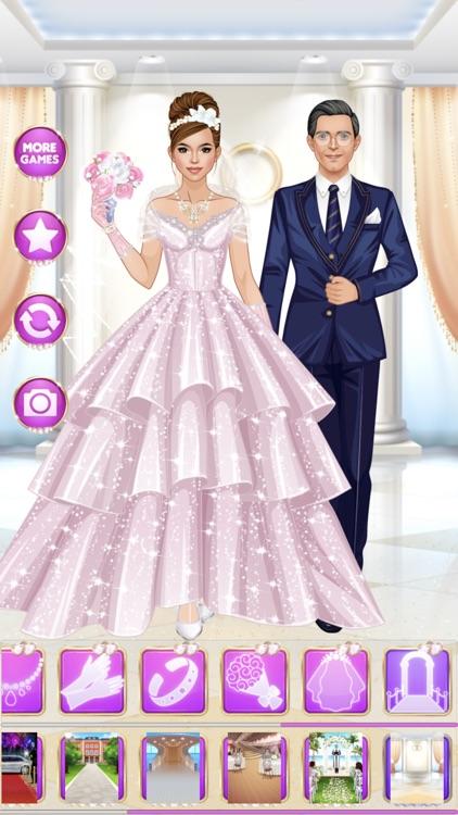 Bride Groom Perfect Wedding