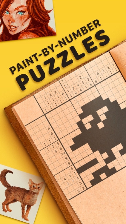 Nonograms: Griddlers & Puzzles screenshot-0