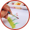 Watercolour Painting Guides
