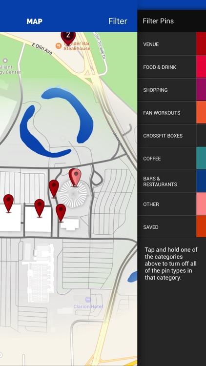 CrossFit Games Event Guide screenshot-3