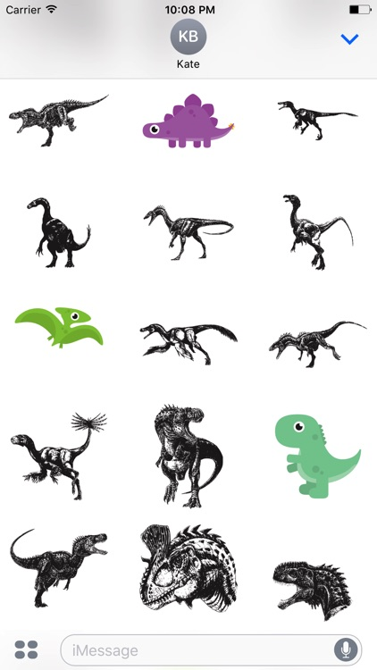 100 DinoPrints screenshot-3