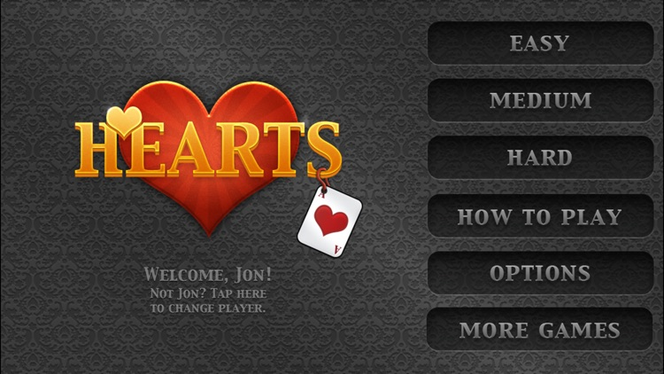 Hearts ∙ screenshot-0