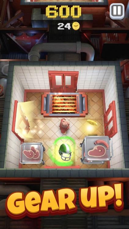 Hog Run - Escape the Butcher screenshot-3