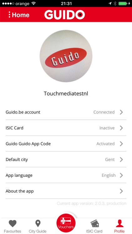 Guido City Guide screenshot-4