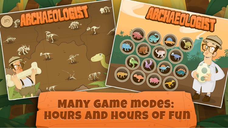 Archaeologist: Jurassic Life screenshot-5