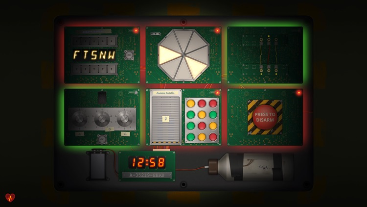 Them Bombs – co-op board game screenshot-4