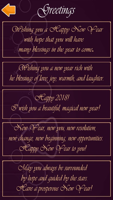 new year greeting card maker
