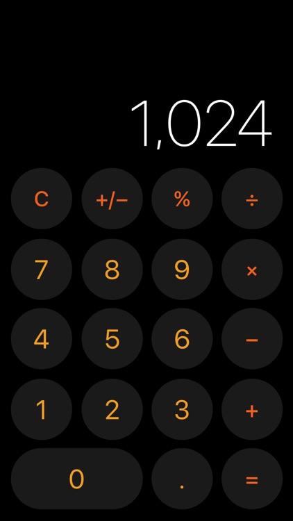 Calculator 3.0 screenshot-0