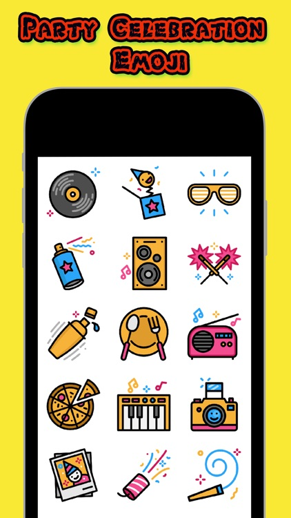 Party Celebration Emoji