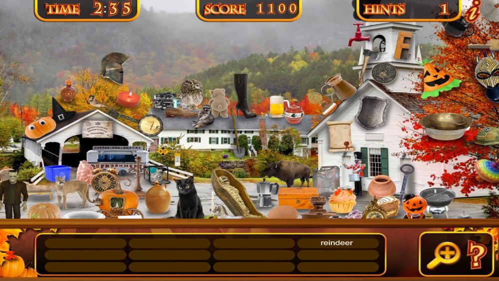 Spot & Spy Objects Fall Harvest & Autumn Secrets hack tool