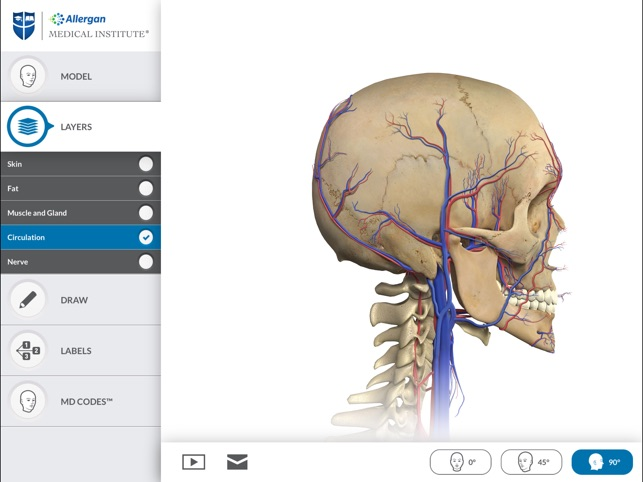 Interactive Anatomy Eg On The App Store