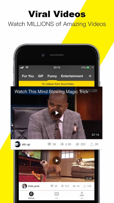 download BuzzVideo - Videos, TV shows apps 2