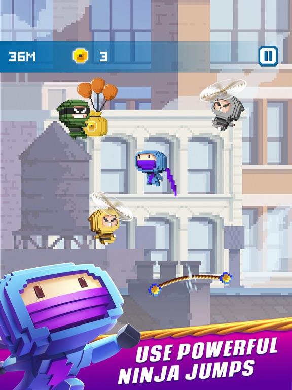 Ninja UP screenshot 1