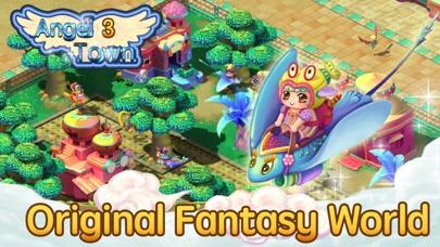 天使の町 3 - 放置系RPGゲーム ScreenShot2