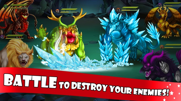 Monster Battle! screenshot-2