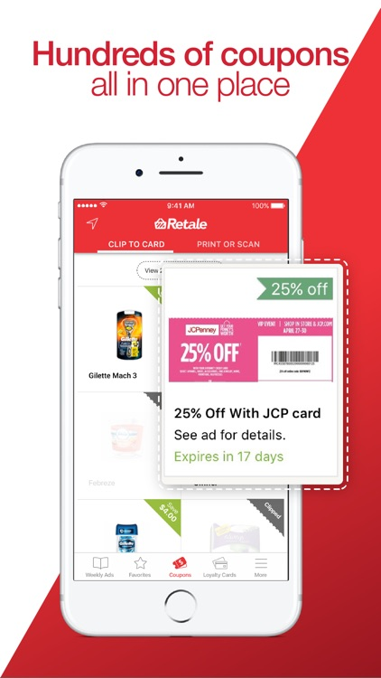 Retale - Coupons, Shopping Deals & Weekly Ads