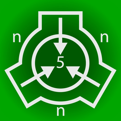SCP Foundation nn5n offline app logo