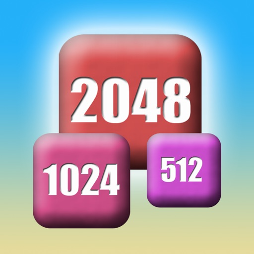 2048 Double Up - number doubling puzzle game