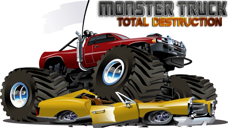 Monster Truck Crushing Power screenshot-4