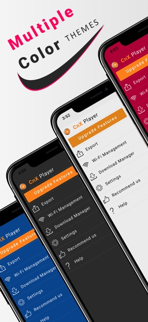 CnX Player - Play & Cast on the App Store