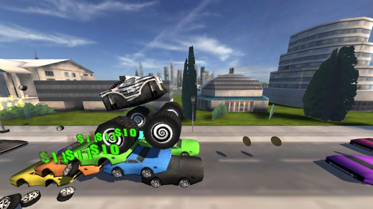 Monster Truck Crushing Power screenshot-3