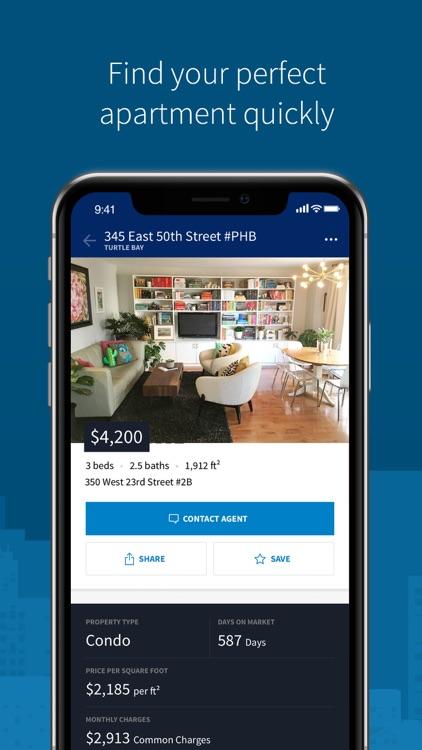 StreetEasy NYC Rentals