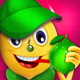 Lemon Factory Juice Maker Games