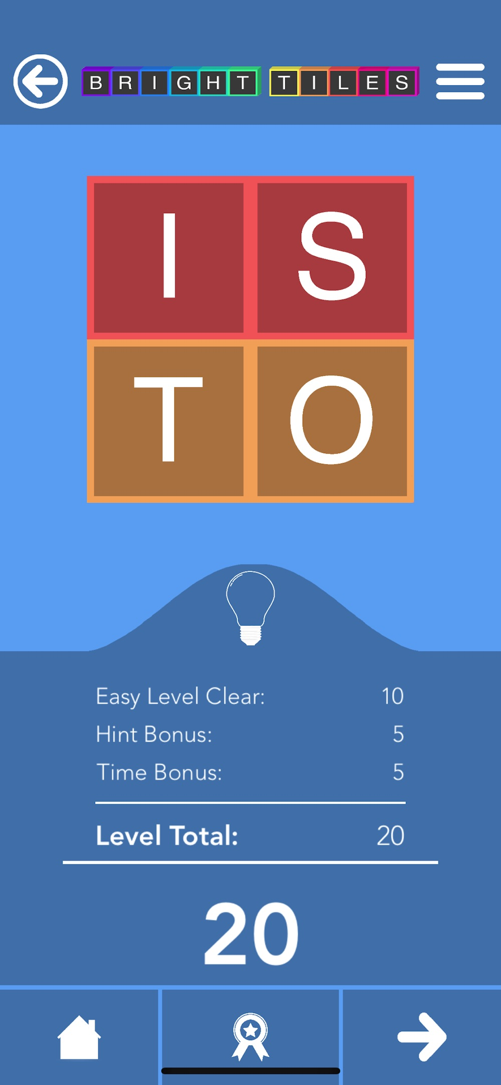 Bright Tiles - Word Puzzles hack tool