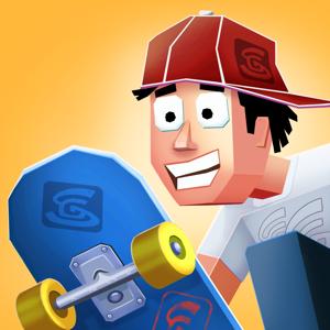 Faily Skater Games app