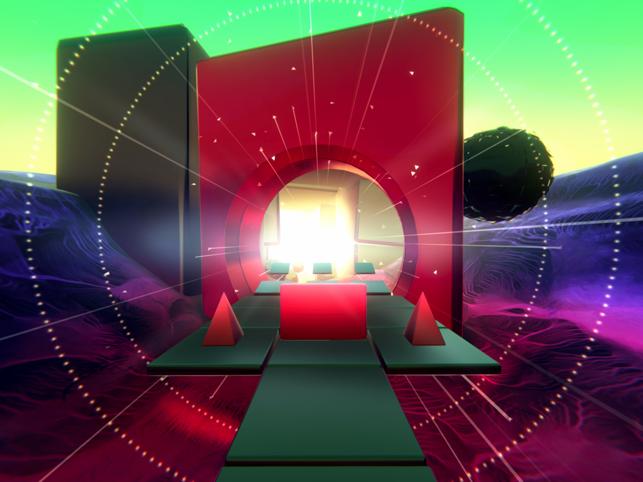Glitch Dash Screenshot