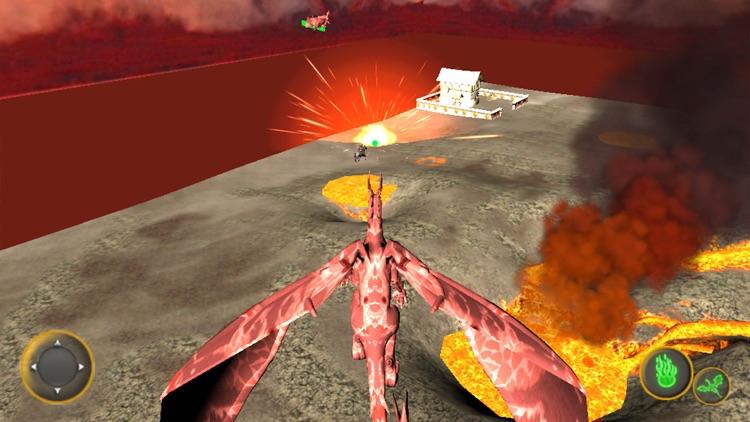 Game of Flying Dragon Simulator