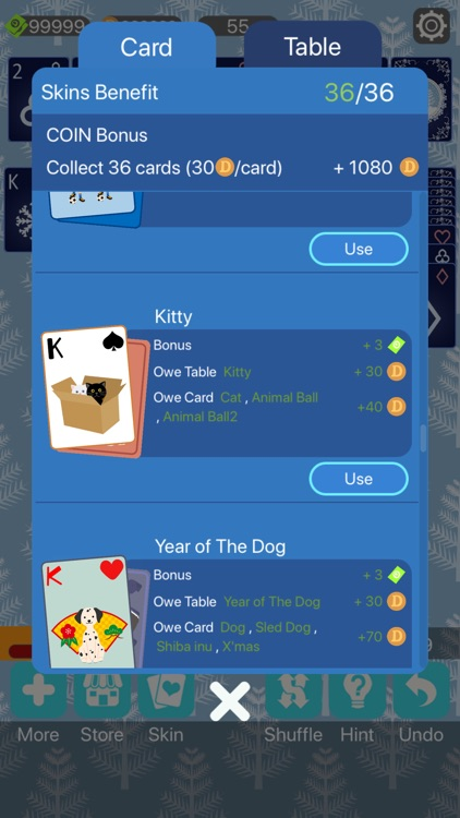 Solitaire - Card Collection screenshot-6