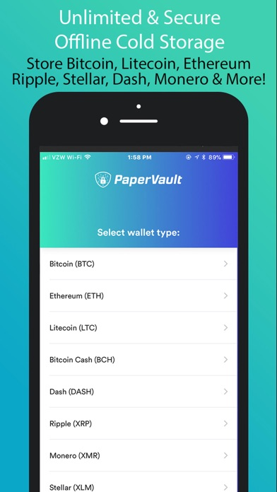 Best Ethereum Cold Wallet For Storage Stellar Lumens Paper