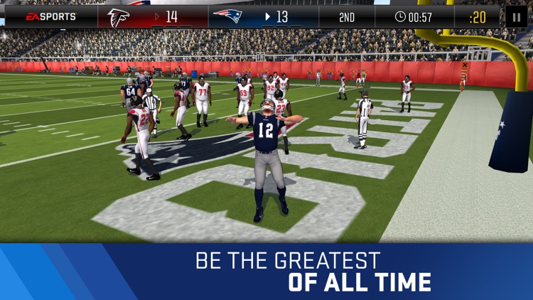 MADDEN NFL Football screenshot-4