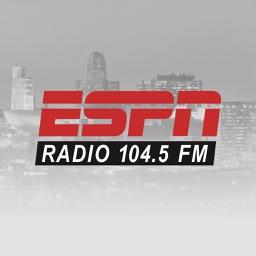 104.5 The Team ESPN (WTMM)