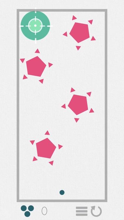 Pull Ball: Blocks and Portals screenshot-6